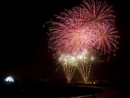 FIREWORK FIESTA GOES WITH A BANG!