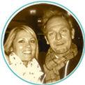 Joel and Aimee Lewis Designer Leathers P