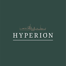 Hyperion Auctions in St Ives Logo create