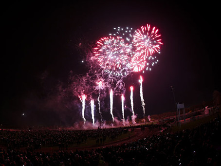 DRIVE-IN FIREWORKS DISPLAY TO GO AHEAD IN PETERBOROUGH