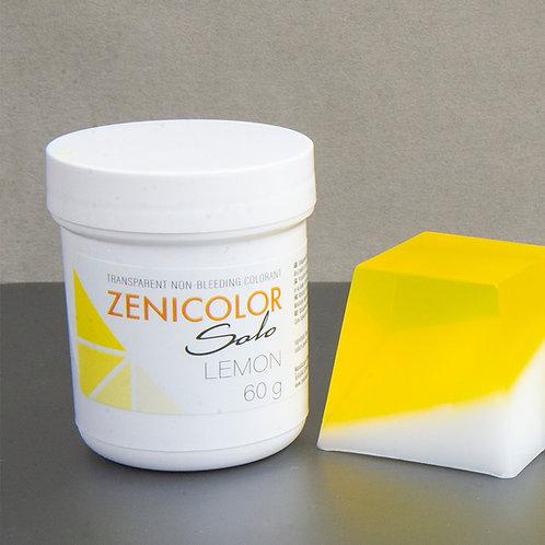 Zenicolor Solo - Lemon - 60Gh