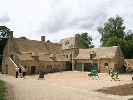 NEW MILL AT SACREWELL BRINGS HISTORY TO LIFE