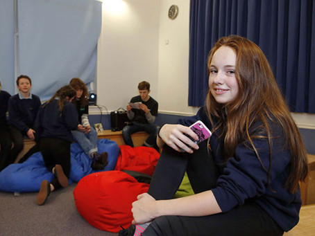WELLBEING APP IS HELPING PETERBOROUGH STUDENTS TO 'THRIVE'