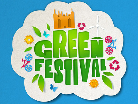 GET READY TO GO GREEN WITH CITY FESTIVAL