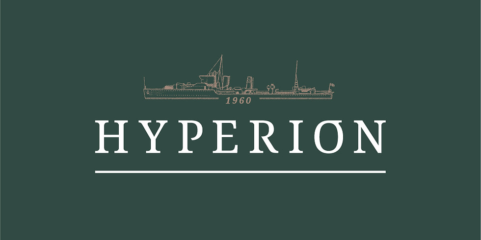 Hyperion Re-launch