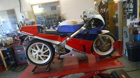 Honda VFR750R Stevelin Motorcycles Ramse