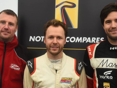 JACKSON TAKES TITLE FOR RAW AT SILVERSTONE WASHOUT
