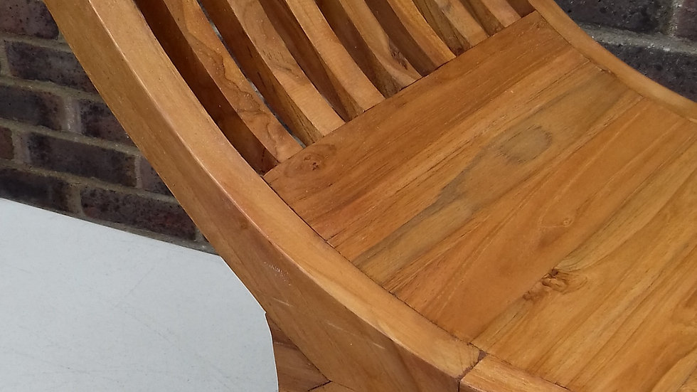 Kartini Wooden Garden Bench