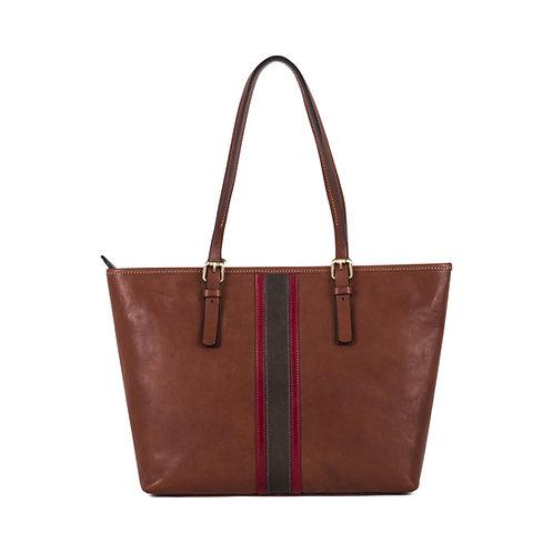 Gianni Conti Coachella leather handbag