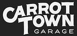 Carrot Town Garage - Logo - Off White -