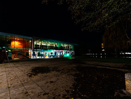 THE KEY THEATRE GLOWS GREEN IN SUPPORT OF NSPCC