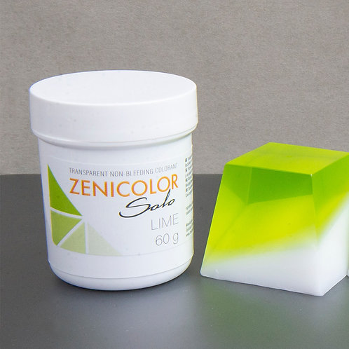 Zenicolor Solo - Lime - 60G