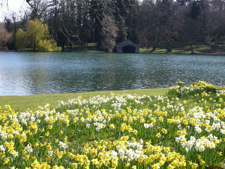 GET READY TO EXPLORE GARDENS AT BURGHLEY HOUSE IN STAMFORD