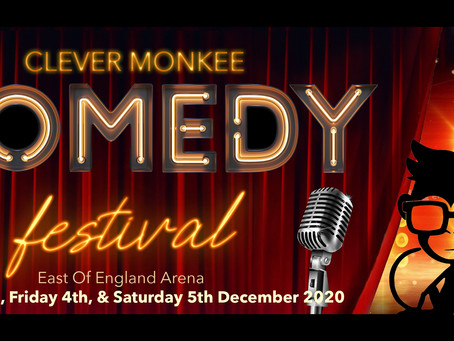 COVID SECURE COMEDY FESTIVAL COMING TO PETERBOROUGH