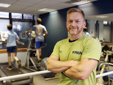 NEW YMCA GYM GETS OFF TO A GREAT START