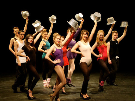 A CHORUS LINE COMES TO PETERBOROUGH FOR ONE NIGHT ONLY