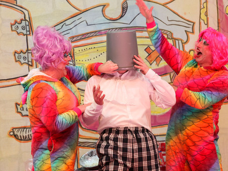 THE 'SOCIALLY DISTANCED' CRESSET PANTO IS COMING – OH YES IT IS!