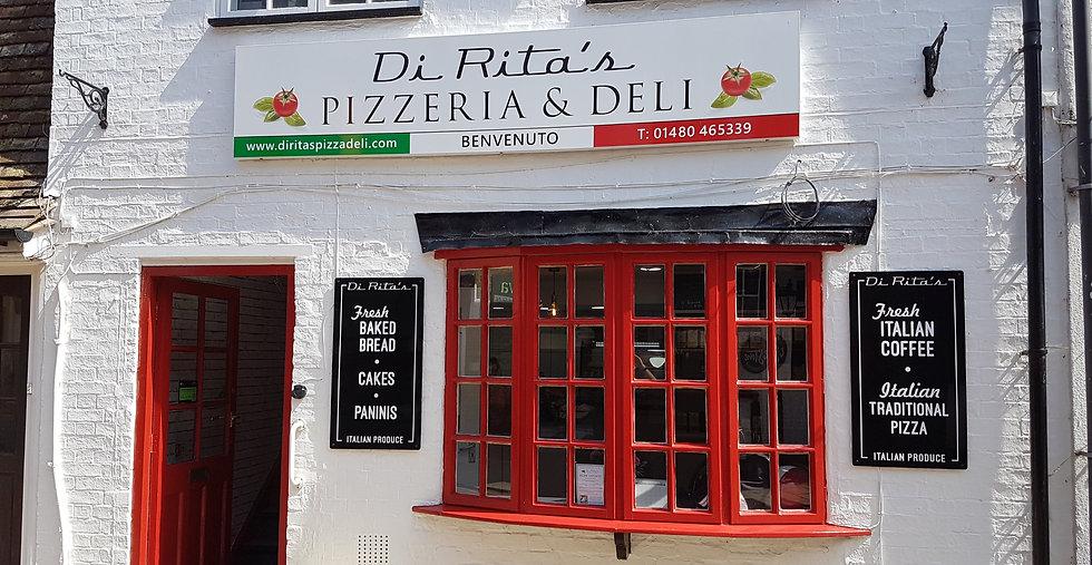 Di Rita's Pizza Deli St Ives Cambridgesh