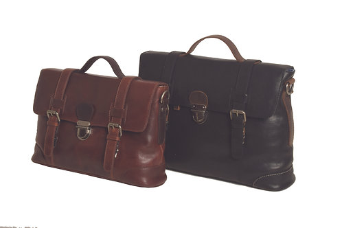 Ashwood Stratford Medium Satchel
