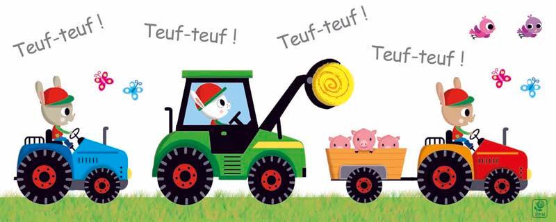 Tracteur Trousse