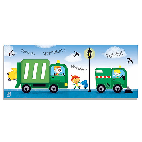 Camion Trousse
