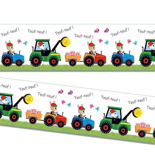 Tracteur Frise