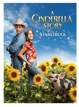 A Cinderella Story: Starstruck -  Available on Digital & DVD TODAY!