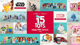 shopDisney.com and Disney Store Unveil the Top 15 Toys for the 2020 Holiday Season!