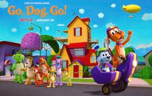 """Go, Dog. Go!"" The series premieres on Netflix January 26, 2021!"