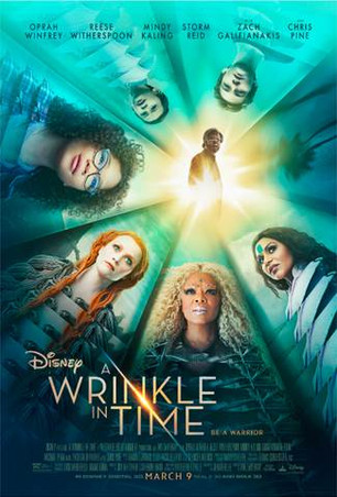 """""""A Wrinkle In Time"""" Review"""