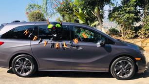 2020 Honda Odyssey is The Perfect Family Minivan!