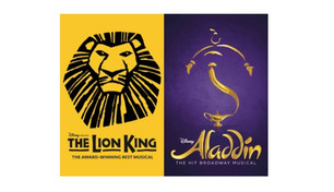 Disney on Broadway Announces Return Dates for THE LION KING and ALADDIN!