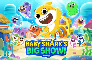 BABY SHARK'S BIG SHOW! MAKES A SPLASH WITH SPRING PREMIERES BEGINNINGFRIDAY, MARCH 26, AT 12:30 PM!