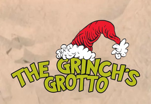 THE GRINCH'S GROTTO-Tickets On-Sale TODAY!
