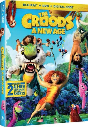 Online Giveaway || The Croods: A New Age