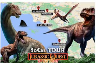 Jurassic Quest Drive Thru is Here!