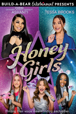 Honey Girls Movie Arrives Exclusively on Digital and DVD October 19!