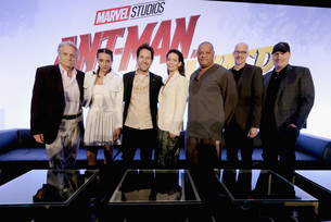 THE ANT-MAN AND THE WASP - Press Junket Conference