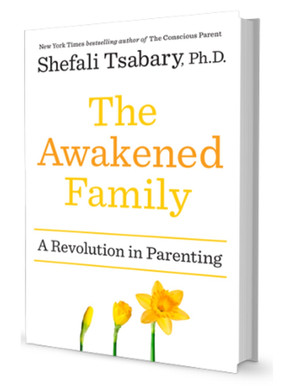 THE AWAKENED FAMILY, Dr. Shefali Interview
