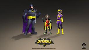 WarnerMedia Kids & Family Rolls Out Voice Cast for Batwheels
