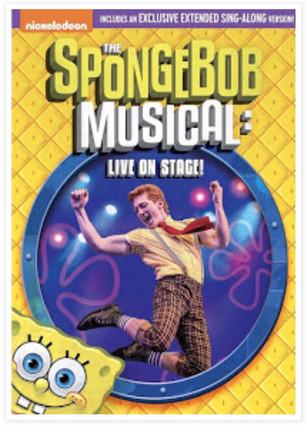The SpongeBob Musical: Live on Stage!PRESS JUNKET!