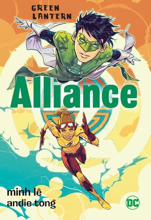 DC Announces Green Lantern: Alliance, Sequel to Fan-Favorite Green Lantern: Legacy