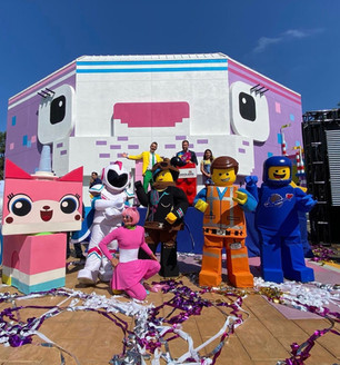 LEGOLAND® CALIFORNIA RESORT JUST GOT MORE AWESOME WITH THE OPENING OF  THE LEGO® MOVIE™ WORLD!