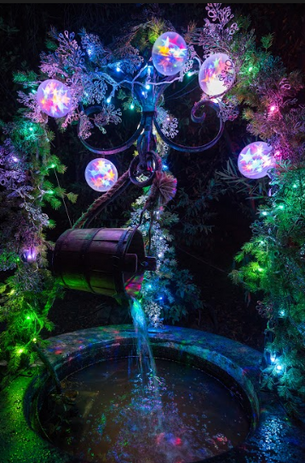 LA Zoo Lights Sets Zoo Aglow with Wonder, Awe and WOW! from Nov 17-Jan 7!