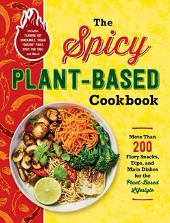 The Spicy Plant-Based Cookbook!