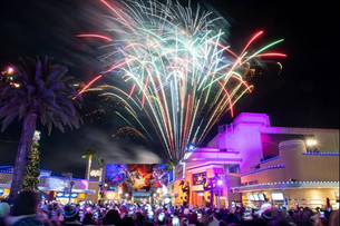 Universal Studios Hollywood Ushers in 2020 With EVE, Hollywood's Biggest Party, Featuring Live Music