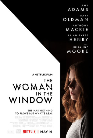 The Woman In The Window (Netflix) Watch the Trailer HERE!