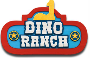 "ACTION-PACKED PRESCHOOL SERIES ""DINO RANCH"" SADDLES UP FOR DISNEY JUNIOR!"