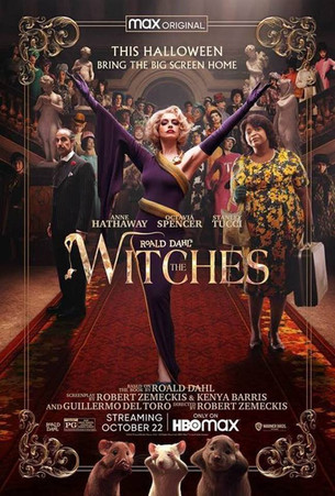 THE WITCHES – ON HBO MAX OCTOBER 22!