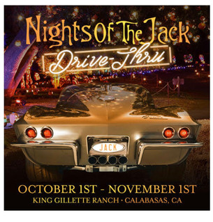 Nights of the Jack! A Family-Friendly DRIVE-THRU Halloween.